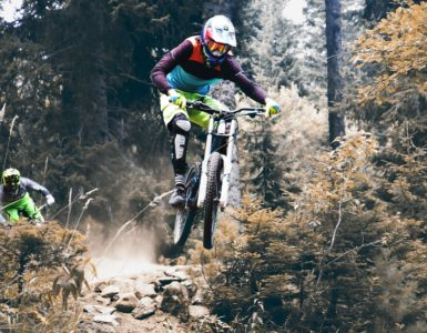 What Is Cross Country Mountain Biking?