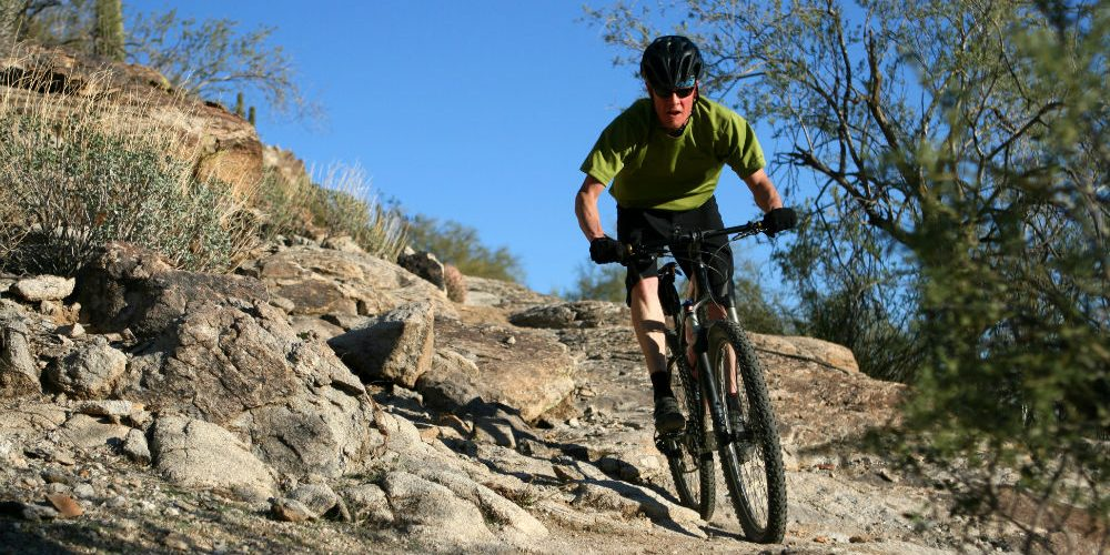 How to Get Better at Mountain Biking